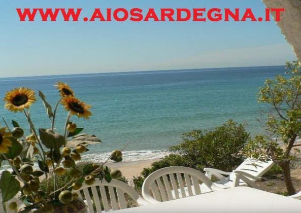 Villa sulla Spiaggia Perla Marina Santa Margherita di Pula