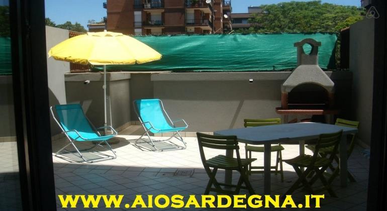 Appartamento Mono Il Poetto Cagliari