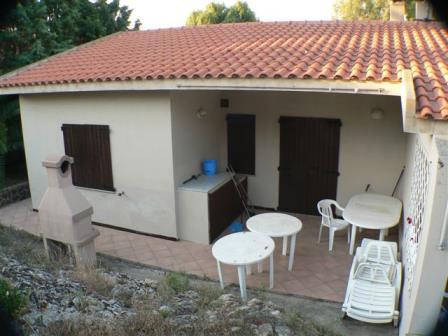 Villa Su Giudeu 2 dx 50m Mare Chia Spartivento