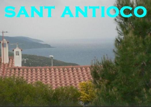 Villa al Mare Sant'Antioco Sardegna