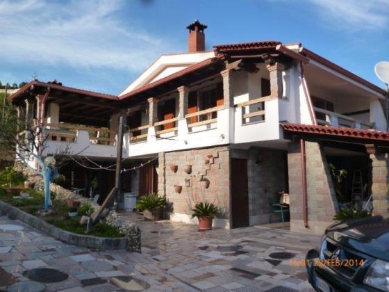 Casa Vacanze Sa Murta Bianca 900 m Mare 13 PL Santa Margherita di Pula