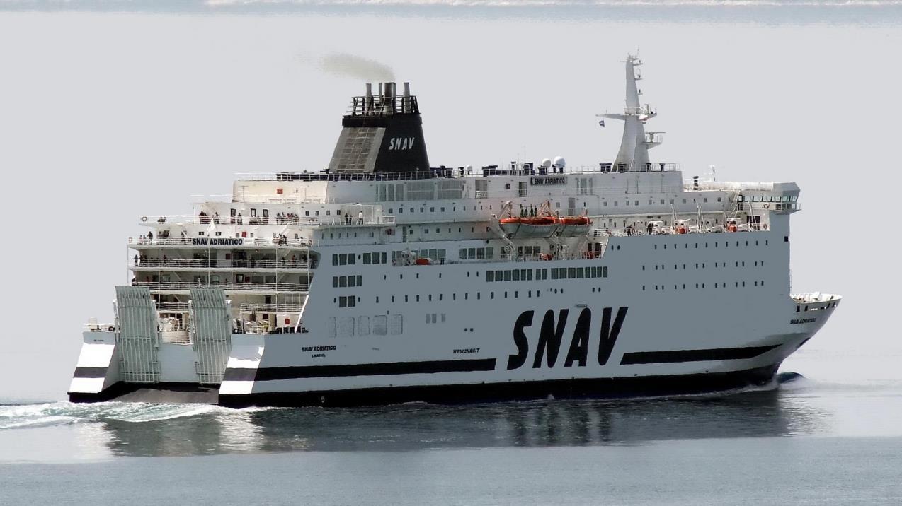 SNAV Traghetto per la Sardegna da Genova a Porto Torres