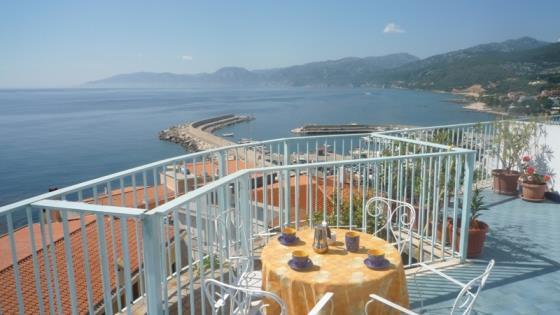 Casa Panoramica 100m dal mare Cala Gonone