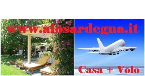 Pacchetto Vacanza Low Cost Sardegna Casa + Volo