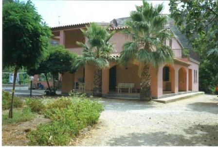 Casa Barbara 1° piano Baia di Chia Sud Sardegna