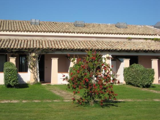 Apartment on the Beach Vacation Rental Residence overlooking the gulf of San Teodoro