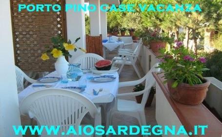 Appartamento Pia 2 700m dalla Spiaggia Porto Pino