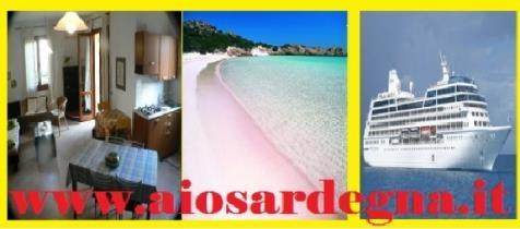 Pacchetto Casa Vacanza in sardegna & Nave Sardegna
