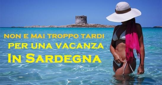 Case Vacanza Last Minute Sardegna Offerte Luglio Agosto 2017