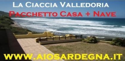 Pacchetto Vacanza In Sardegna Low Cost Casa Vacanza + Nave