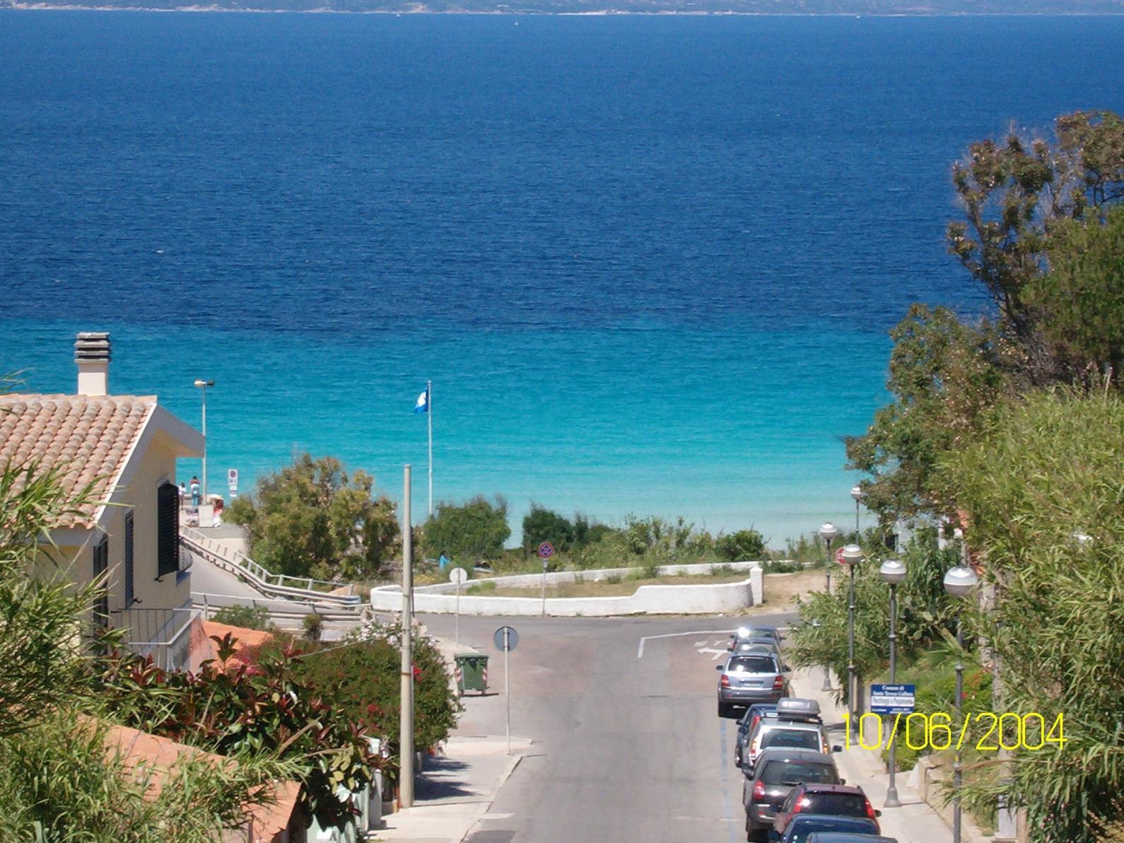 Casa Azzurra 100m Spiaggia Rena Bianca Santa Teresa Gallura