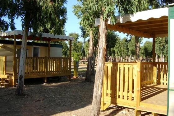 Casamobile Camping sulla Spiaggia Alghero