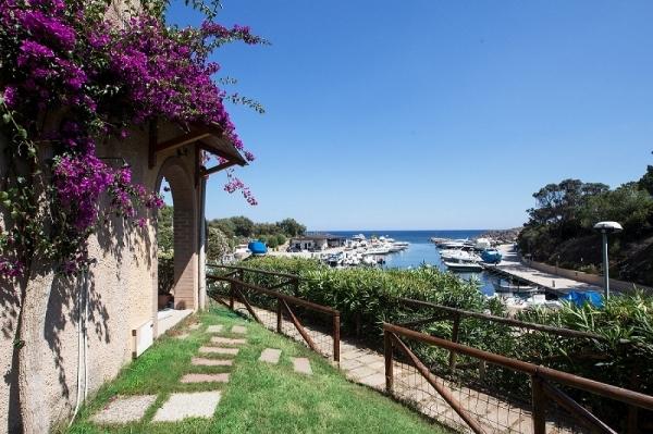 Villetta Margherita Calaverde 150m Spiaggia Santa Margherita