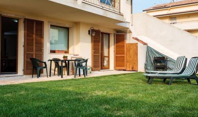 Casa vacanze in affitto ad Olmedo Alghero