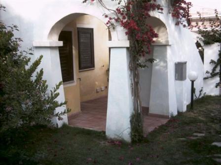 Villa in residence Porto San Paolo