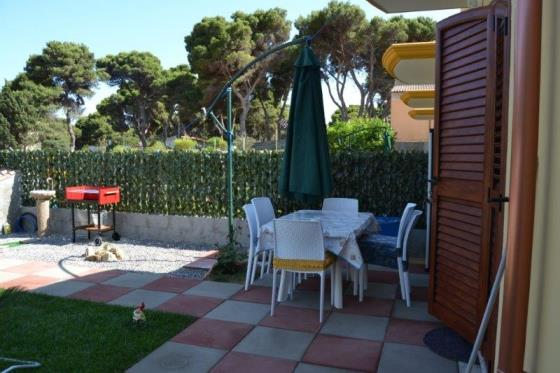 Villa Via del Mare 500m dalla spiaggia Porto Pino