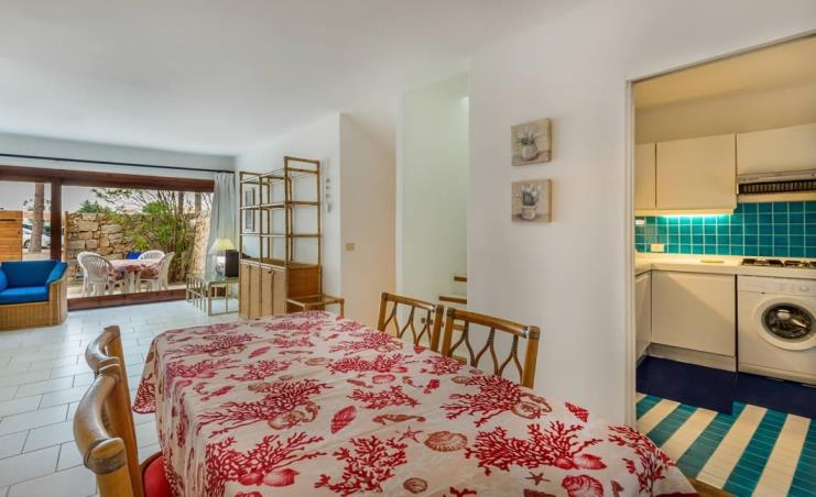 Quadrilocale 5 Residence al mare Baia Sardinia