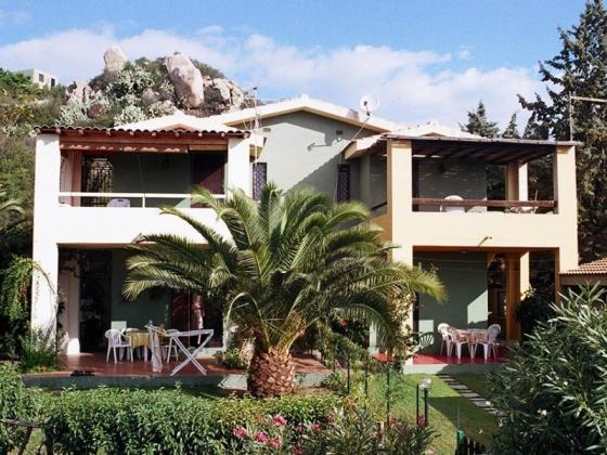 Vacation rental Villa Residence in Costa Rei coast, in front of the sea