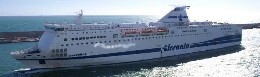 Tirrenia Traghetto per la Sardegna da Genova per Porto Torres e Olbia e da Civitavecchia per Olbia e Cagliari