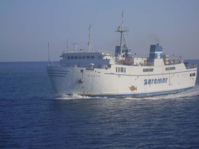 Saremar : Traghetti dalla Sardegna per Carloforte La Maddalena e la Corsica