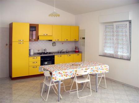 Casa trilocale Girasole Bosa
