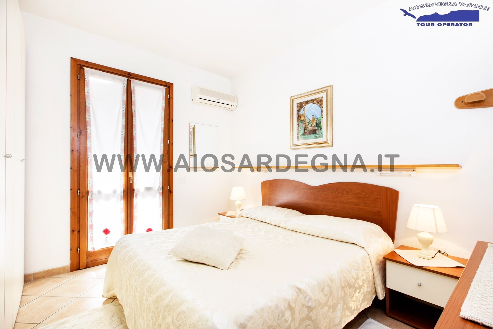 Casa Silvia Appartamento Trilocale centro di Pula Sud Sardegna