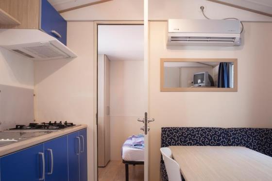 Casa Vacanze mobile in campeggio sul mare in Gallura