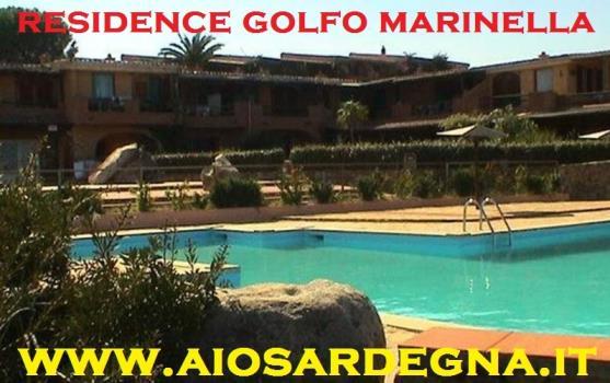 Résidence bord de mer Golfe di Marinella Olbia Costa Smeralda Location Vacance