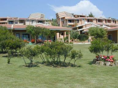 Residence Porto Corallo Trilo sul mare Costa Rei