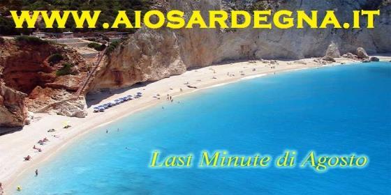 Offerta Last Minute Agosto 2017 Casa Vacanza Ogliastra Sardegna