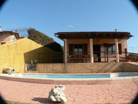 Villa Orchidee con piscina Quartu Sant'Elena Sud Sardegna