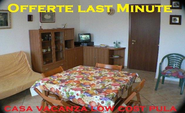Last Minute affitto casa vacanza in centro di Pula Estate 2017