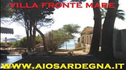 Villa sulla Spiaggia di Nora Pula Sud Sardegna 6 PL