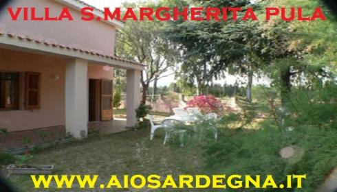 Villa Sara 200m dalla spiaggia Santa Margherita di Pula