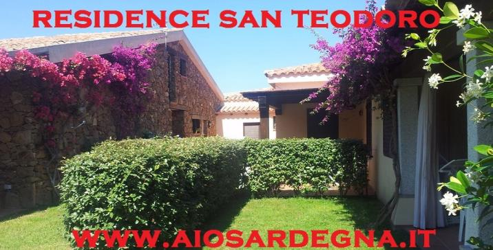 Apartment in a residence with access to the beach in San Teodoro