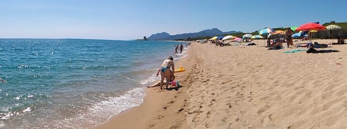 Monolocale in casa vacanze a Bari Sardo Ogliastra